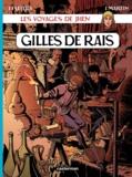 Jean Pleyers et Jacques Martin - Les voyages de Jhen  : Gilles de Rais.