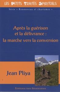 Jean Pliya - Après la guérison et la délivrance : la marche vers la conversion.