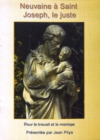 Ebook à télécharger immédiatement Neuvaine à saint Joseph, le juste  - Pour le travail et le mariage