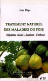 Jean Pliya - Traitement naturel des maladies du foie - Hépatites virales, jaunisse, cirrhose.