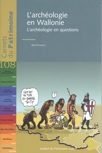 Jean Plumier - L'archéologie en Wallonie - L'archéologie en questions.