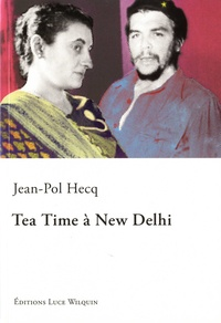 Jean-Pol Hecq - Tea Time à New Delhi.