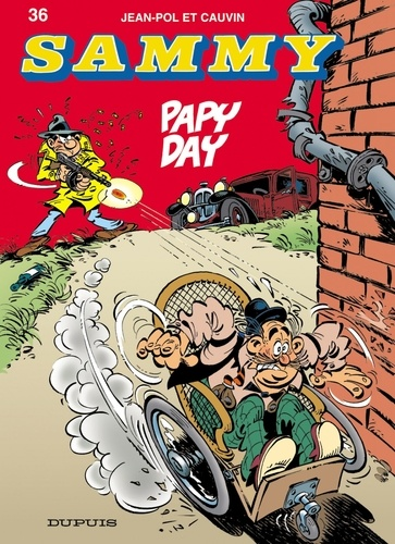 Sammy Tome 36 Papy Day