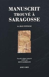 Jean Potocki - Manuscrit trouvé à Saragosse.