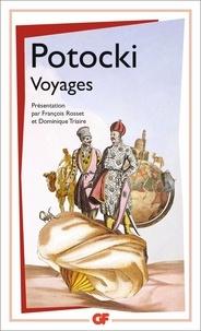 Jean Potocki - Voyages.