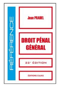 Jean Pradel - Droit pénal général.