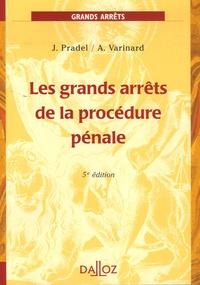 Accentsonline.fr Les grands arrêts de la procédure pénale Image