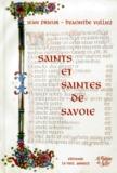 Jean Prieur et Hyacinthe Vulliez - Saints et saintes de Savoie.
