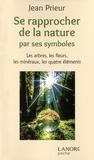Jean Prieur - Se rapprocher de la nature par ses symboles - Les arbres, les fleurs, les minéraux, les quatre éléments.