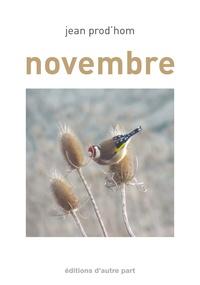 Jean Prod'hom - Novembre.