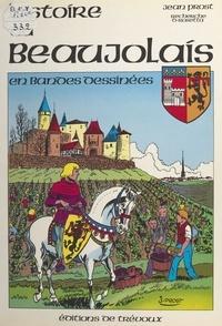 Jean Prost - Histoire du Beaujolais en bandes dessinées.