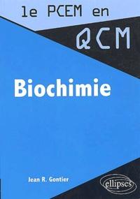 Jean-R Gontier - Biochimie.