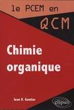 Jean-R Gontier - Chimie organique.