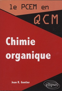 Jean-R Gontier - Chimie organique.