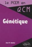 Jean-R Gontier - Génétique.