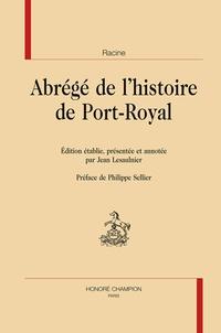 Birrascarampola.it Abrégé de l'histoire de Port-Royal Image