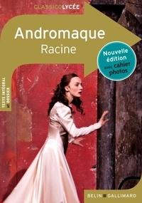 Téléchargement facile du livre anglais Andromaque par Jean Racine (Litterature Francaise) 9782410003901