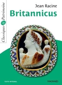 Jean Racine - Britannicus - Classiques et Patrimoine.