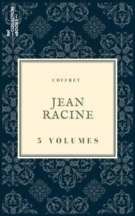 Jean Racine - Coffret Jean Racine - 5 textes issus des collections de la BnF.