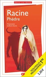 """Jean Racine - Phèdre - Programme nouveau Bac 2021 1re. Parcours """"Passion et tragédie""""."""