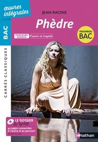 Jean Racine - Phèdre - Parcours associé : Passion et tragédie.