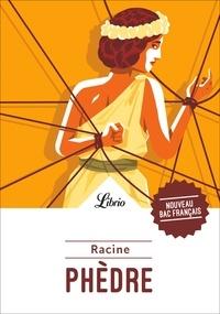 """Jean Racine - Phèdre - Programme nouveau Bac 1re. Parcours """"Passion et tragédie""""."""
