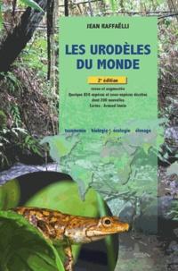 Jean Raffaëlli - Les urodèles du monde.
