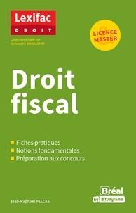 Jean-Raphaël Pellas - Droit fiscal.