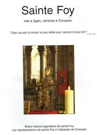 Jean-Régis Harmel et Vincent Cunillère - Sainte Foy - Née à Agen, vénérée à Conques.