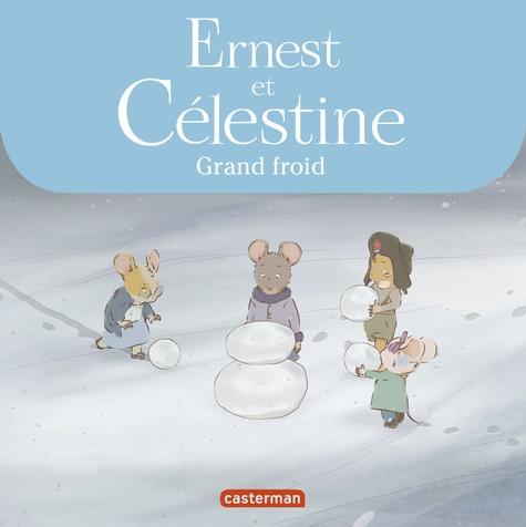 Jean Regnaud - Ernest et Célestine  : Grand froid.
