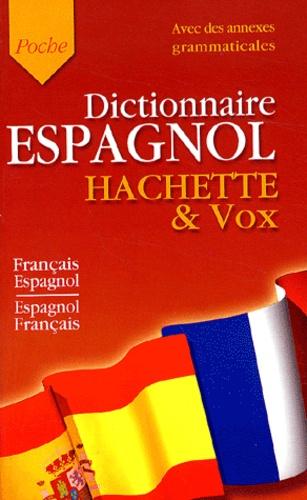 dictionnaire espagnol hachette