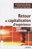 Jean Renaud et Eric Bonjour - Retour et capitalisation d'expérience - Outils et démarches.