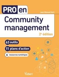 Jean-Renaud Xech - Pro en Community management - 63 outils et 11 plans d'action.