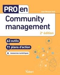 Jean-Renaud Xech - Pro en community management.