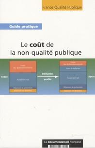 Jean-René Brunetière - Le coût de la non-qualité publique.