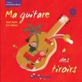 Jean René et Eric Battut - Ma guitare a des tiroirs. 1 CD audio