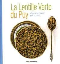 Deedr.fr La lentille verte du Puy - 40 recettes bistrot par 14 chefs Image