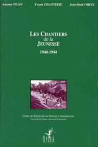 Jean-René Oheix et Antoine Huan - .