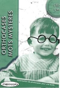 Jean-René Rousseau - Orthocases Mots mystères.