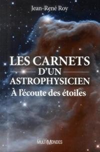 Deedr.fr Les carnets d'un astrophysicien - A l'écoute des étoiles Image