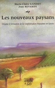 Jean Reverdy et Marie-Claire Gandet - .