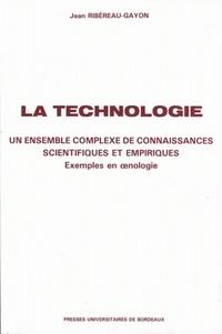 Histoiresdenlire.be La technologie - Un ensemble complexe de connaissances scientifiques et empiriques : exemples en oenologie Image