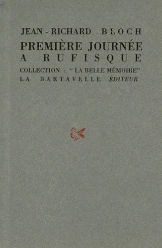 Jean-Richard Bloch - .
