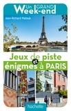 Jean-Richard Matouk - Jeux de piste et énigmes à Paris.