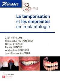La temporisation et les empreintes en implantologie.pdf