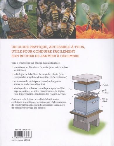 L'apiculture mois par mois. Bien conduire son rucher de janvier à décembre 2e édition revue et augmentée