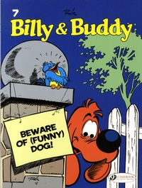 Jean Roba - Billy & Buddy Tome 7 : Beware of (funny) dog !.