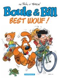 Jean Roba et Laurent Verron - Boule & Bill - roman  : Best Wouf.