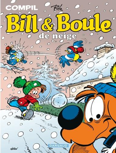 Boule & Bill Compil Bill & Boule de neige