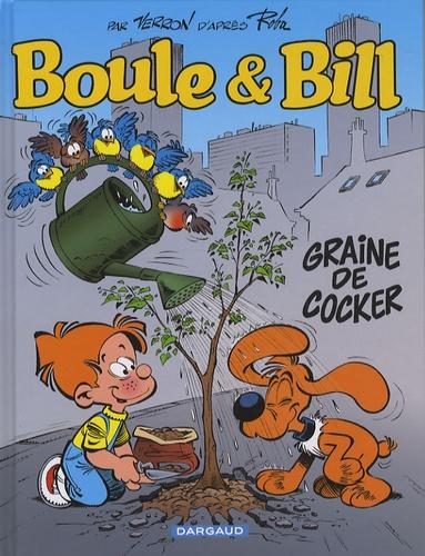 Boule & Bill  Graine de cocker